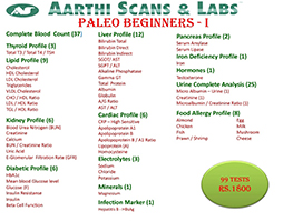 Paleo Packages 1