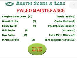 Paleo Packages 3